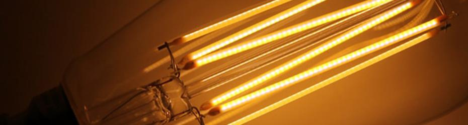 Kooldraadlampen B22