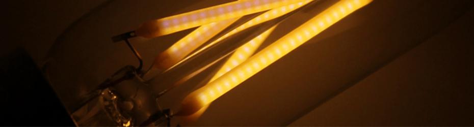 Kooldraadlampen E14